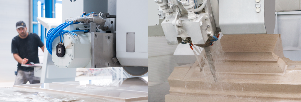 Automated Cutting at LSI Factory