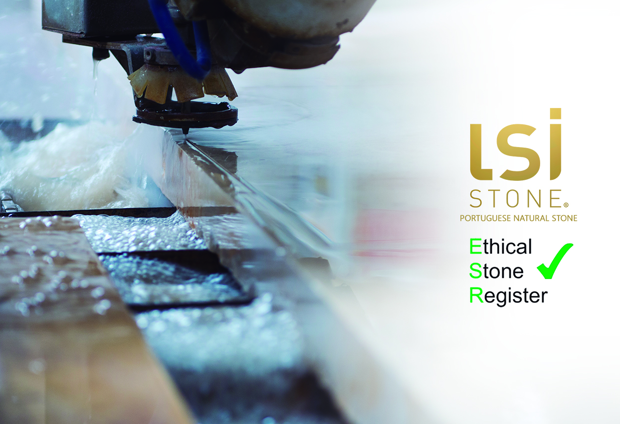 LSI Stone is now a member of the Ehtical Stone Register